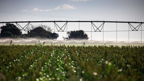 CNA discute iniciativas para o setor de irrigação