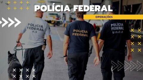 Polícia Federal deflagra operação de combate ao tráfico interestadual de drogas