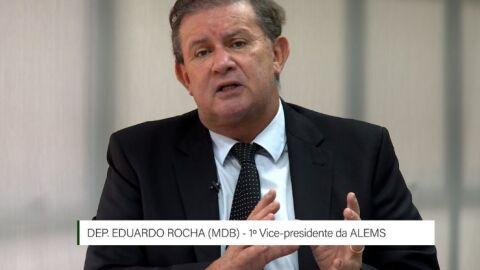 Programa Visão Parlamentar entrevista o deputado Eduardo Rocha