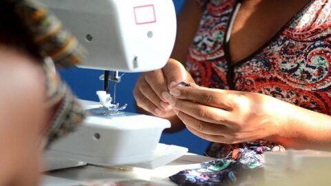 Oficinas de capacitação profissional da Funtrab agrega conhecimento para trabalhadoras