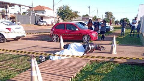 Ex mata Naila na entrada do hospital Regional e executa ex-sogra no supermercado