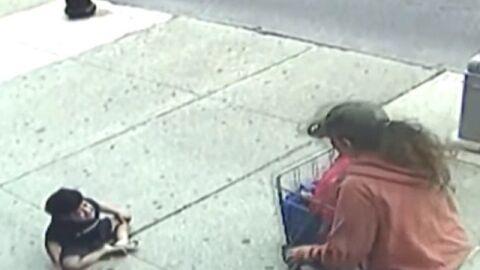 Vídeo: Criança com Síndrome de Down sobrevive ao cair do 5º andar de prédio