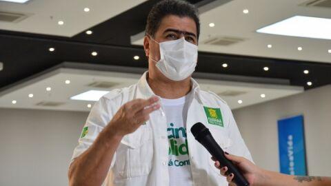 Prefeito de Cuiabá pede vacinação total de sua população para ter Copa América
