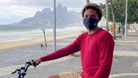 Jovem negro, injustamente acusado de roubo, está sendo investigado por compra de bicicleta furtada