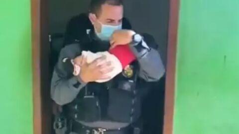 """Criança """"penhorada"""" por mãe em boca de fumo no Mato Grosso é resgatada"""