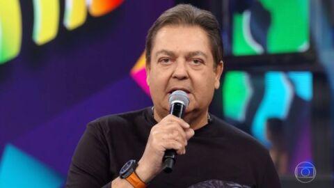 Com Fausto Silva internado, novo apresentador comanda Domingão