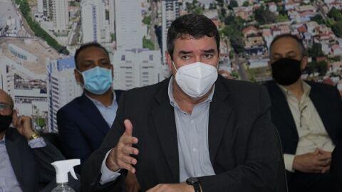 Riedel anuncia pacote de obras de 60 milhões que trará acesso às Moreninhas