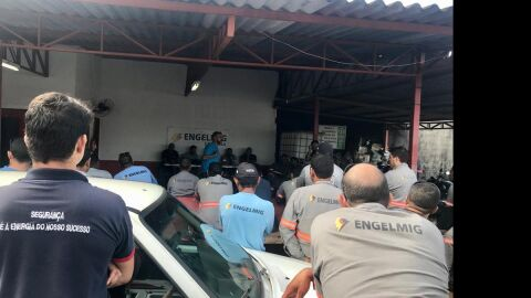 Engelmig Energia e 537 trabalhadores fecham acordo de R$ 6 milhões