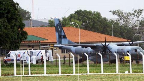 Mais três pacientes foram transferidos pela SES para Rondônia