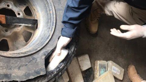 PRF apreende 85 Kg de pasta base de cocaína em Anastácio (MS)