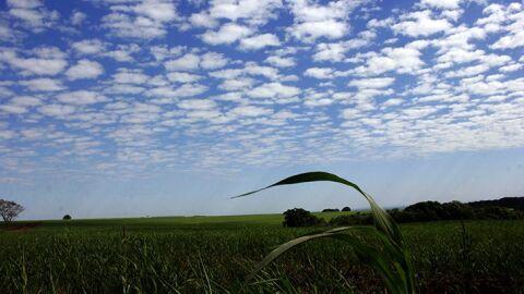 Domingo gelado no sudoeste de Mato Grosso do Sul