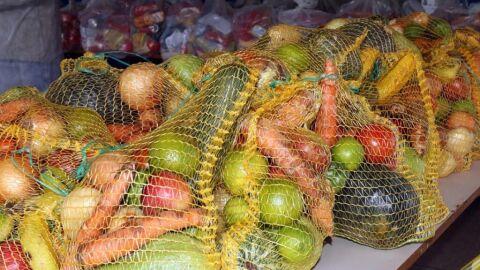 REME de Três Lagoas prepara kits de alimentação de acordo com as necessidades nutricionais de alunos