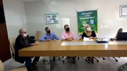 Pré-seleção de reservistas é feita para o Lote Urbanizado em Antônio João