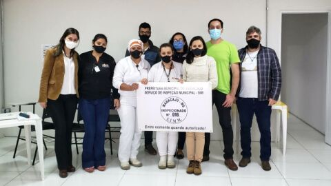 Mais uma empresa de Maracaju recebe o Selo SIMM