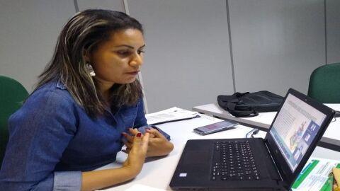 Funtrab qualifica 300 mulheres com as oficinas virtuais de capacitação profissional