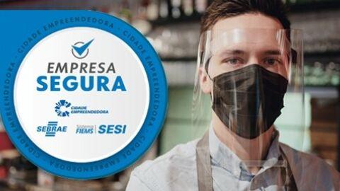 Pequenas empresas de Maracaju receberão consultoria sobre protocolos de biossegurança.