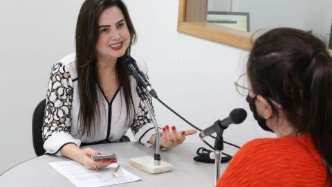 Rádio aborda projeto que cria o Programa de Cooperação e código Sinal Vermelho