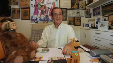 Ator, dublador, comediante e radialista, Orlando Drummond morre aos 101 anos