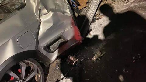 Irmã identifica mulher que 'pegou carona' e morreu em acidente com Cristian