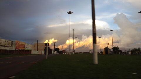 Ponta Porã: frente fria castiga fronteira, chuva derruba termômetros para 2°C