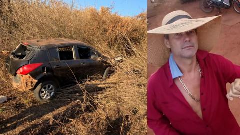 Desaparecido há 14 dias, corpo de Anaurelino é achado em decomposição