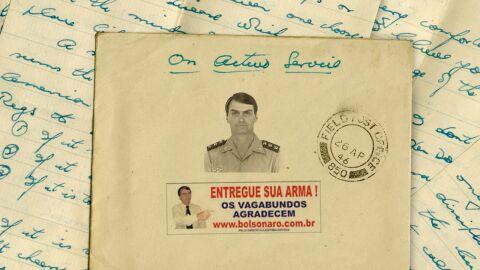 Vídeo: Carta revela que neonazistas brasileiros apoiam Jair Bolsonaro há 17 anos