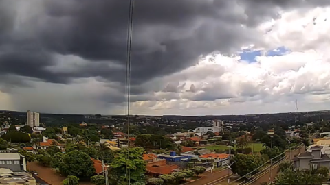 Maracaju: semana gelada leva terra da linguiça a bater 3°C