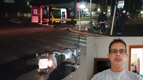Guilherme 'mete' carro na contramão e mata Gilmar atropelado; sem ferimentos, autor foi liberado