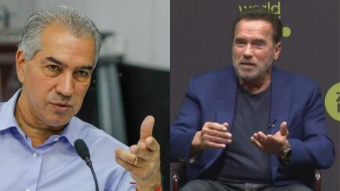 Sete governadores se reúnem com Schwarzenegger para pedir R$ 1,55 bilhão