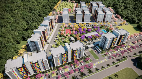 Prefeitura: além dos 498 apartamentos financiados, outros 80 serão 'locados' no Cabreúva