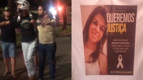 Vídeo: dona Paula morre atropelada por 'motona' conduzida por jovem bêbado