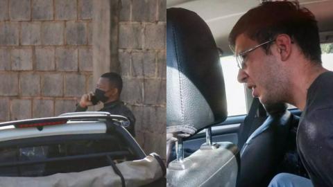 Sem teste do bafômetro, PM branco é liberado e Policial Penal negro fica preso