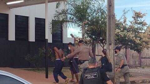 Polícia prende 6 suspeitos de ligação em rede de execução de Lázaro Barbosa