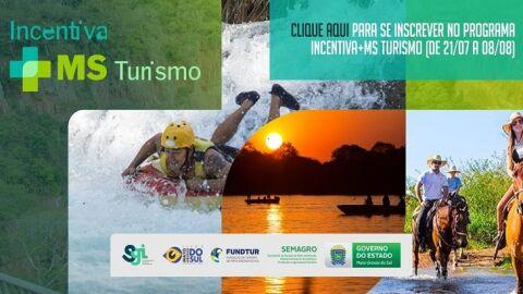 Abertas as inscrições de auxílio de R$ 6 mil para trabalhadores do turismo em MS; veja o prazo