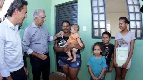 Governador repassa recursos para habitação de Campo Grande nesta segunda-feira