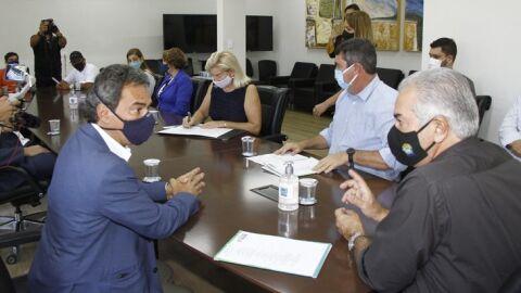 Com novo repasse, governo quer concluir 150 novas moradias na Capital