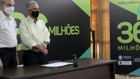 Governo paga R$ 25,2 milhões em emendas parlamentares