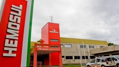 Com estoques em situação de alerta, Hemosul pede doações