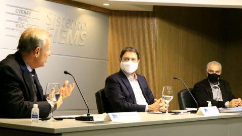 MS é referência nacional em energia renovável, diz ministro de Minas e Energia