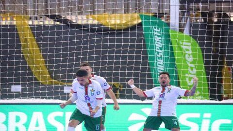 Em dia frio, clássicos do futsal nacional esquentam 3ª rodada da Taça Brasil de Futsal