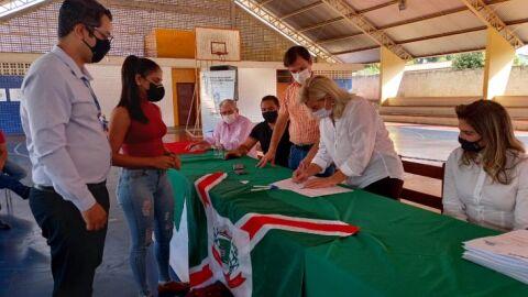 Através da parceria entre Agehab e Prefeitura, Paranaíba vive boom habitacional