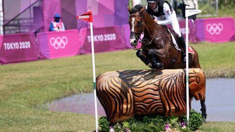 Cavalo é sacrificado após se ferir na Olímpiada de Tóquio