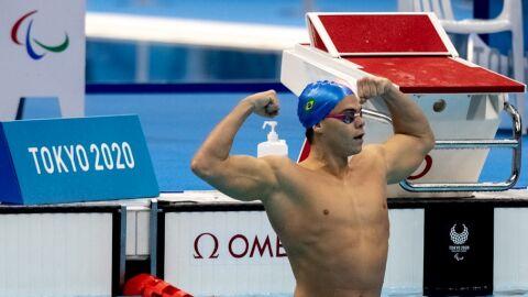 Sai primeiro ouro do Brasil nas Paralimpíadas e outras 3 medalhas na natação