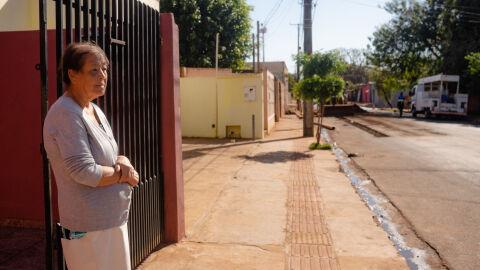 """Esgoto: moradores celebram fim do """"mau cheiro"""" e agradecem reportagem"""
