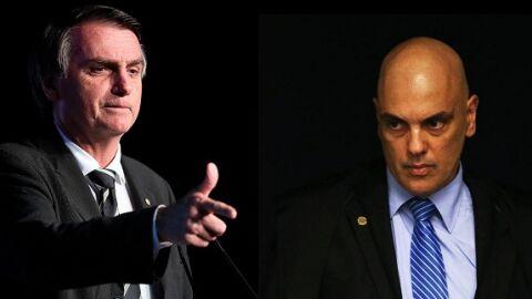 Bolsonaro entra inquérito das 'fake news' após decisão de Moraes no STF