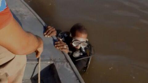 Corpo de adolescente é encontrado a 5 metros de profundidade no Rio Paraguai