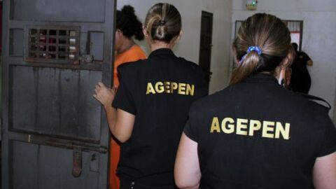 Mais cinco vagas foram abertas para mulheres no último concurso da Agepen