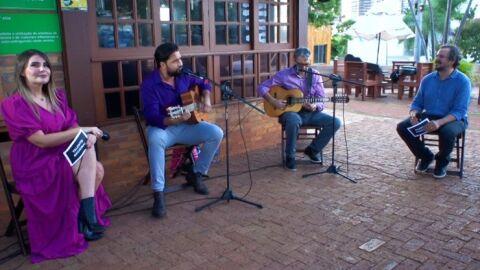 Aurélio Miranda e Aurélio Miranda Filho são os convidados especiais do Talento Regional