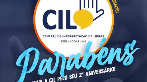 Central de Interpretação de Libras (CIL) de Três Lagoas completa dois anos de atendimento