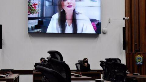 No Agosto Lilás, Mara aborda a representatividade feminina na política
